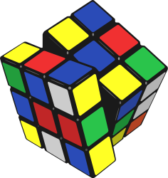 cube of Rubik